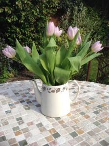 Tea flower blog